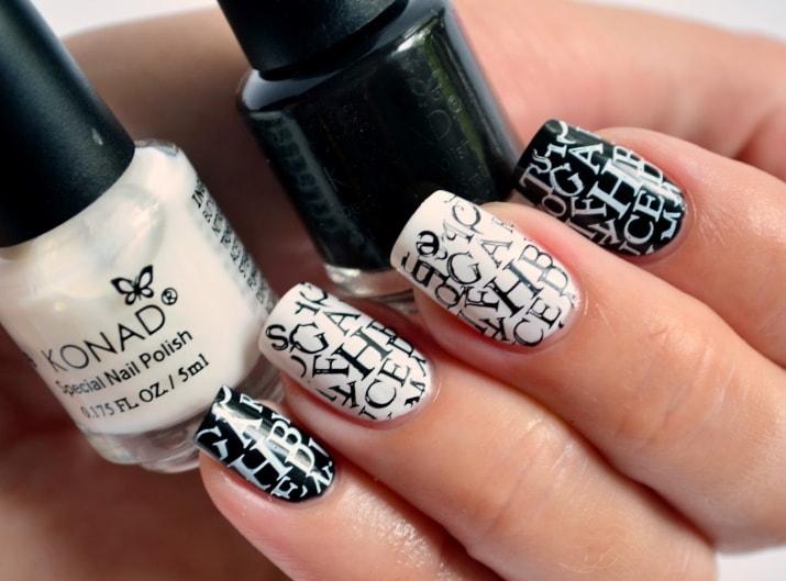 Штамп для ногтей