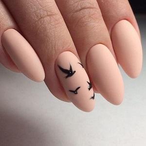 Минимализм на ногтях фото