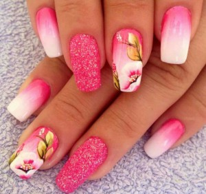 Gorgeous-Pink-Nails